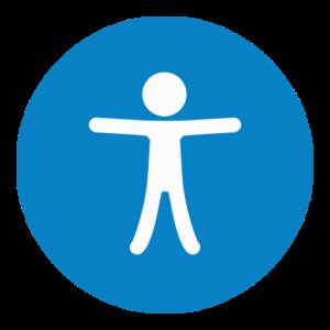 Site com recursos de Acessibilidade - Navegação por accesskey - teclas de atalho