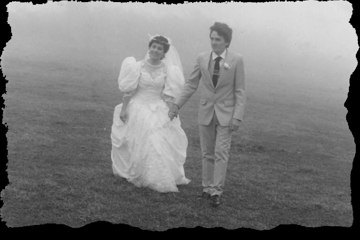 Casamento - Marinês Silva Dargas e Vilso Dargas