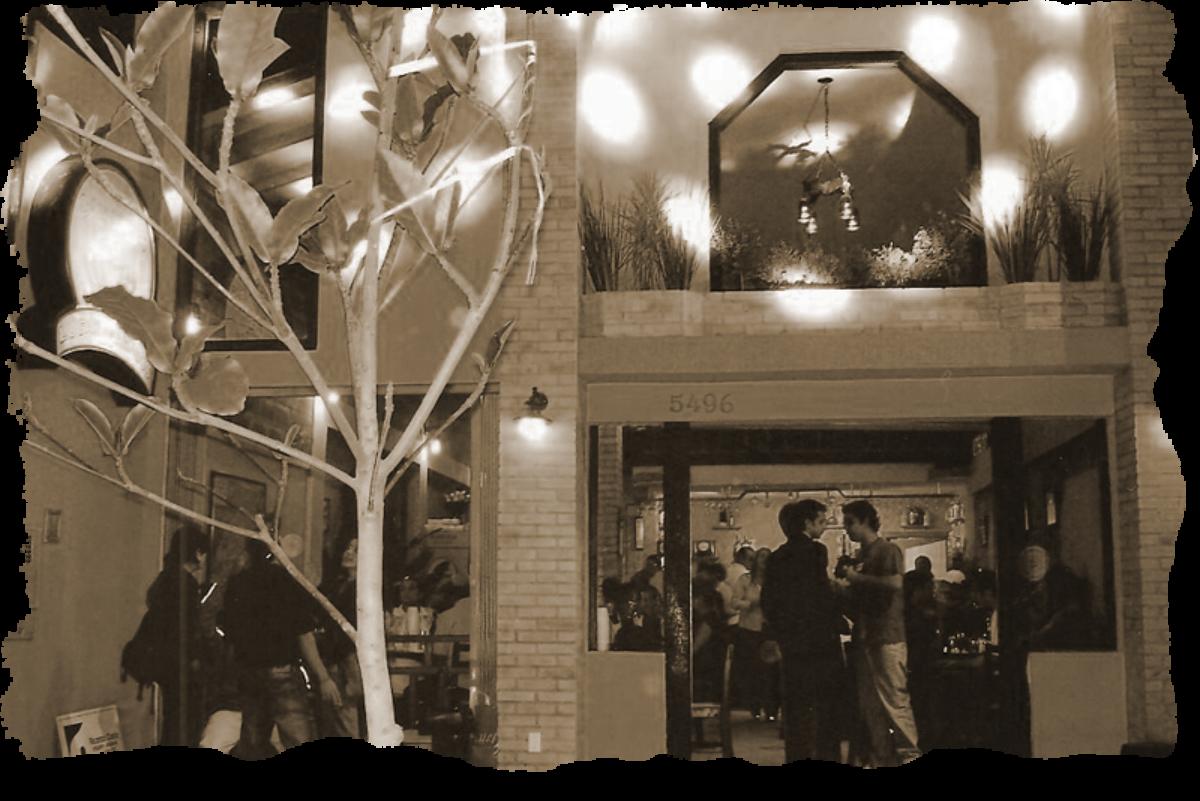 Primeiro Barzinho em 2005 - O Caetano's Bar