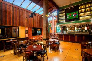 Vista do Salão Principal - Caetano's Bar - Lugar de Amigos - Barzinho - Zona Norte